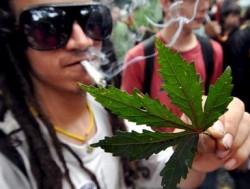 Даже не регулярное курение марихуаны влечет тяжелые последствия