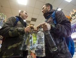 В Белоруссии строителей и рабочих заводов будут проверять на алкоголь