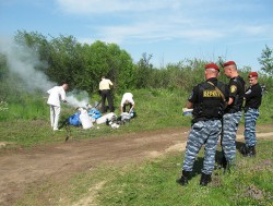 В Ивано-Франковской области уничтожают наркотики