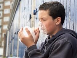 Детская токсикомания