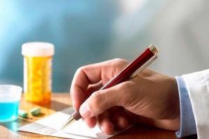 Наркотические и психотропные препараты по рецепту врача