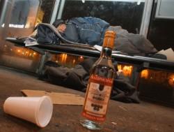 На Украине Рост отравлений от алкоголя стремительно набирает темпы