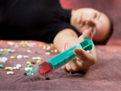 Передозировка наркотиками, и оказание первой помощи
