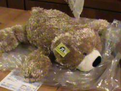 По почте американец получил плюшевого мишку, набитого наркотиками