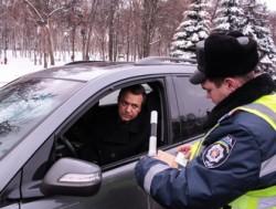 Украина подняла штрафы за вождение в пьяном виде