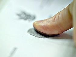 Наркомана скоро можно будет вычислить по отпечаткам пальцев