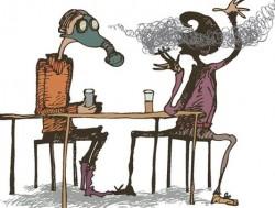 Чем опасно пассивное курение?