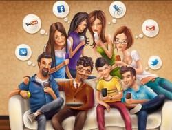Социальные сети, или новая зависимость современного человека