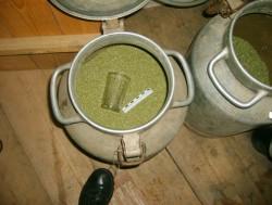 Житель Одесской области хранил в гараже бидон марихуаны