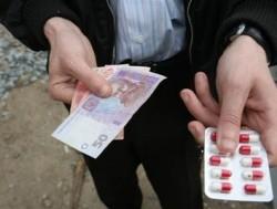 Киевский милиционер продавал трамадол
