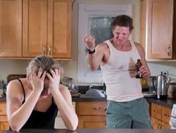 Агрессия алкоголиков