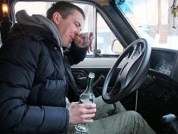 Чем грозит водителям езда в пьяном виде в 2015 году