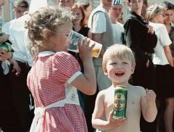 Детский алкоголизм, в чем причина?