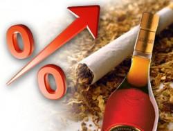 Как влияет подорожание табачных и алкогольных изделий на их употребление