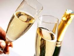 Вред от шампанских вин