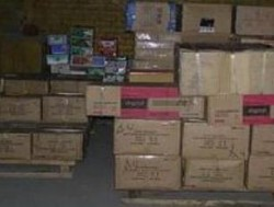 В Луганске ликвидирован канал контрабанды