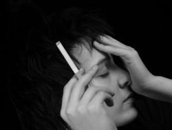 Курение может привести к бессоннице