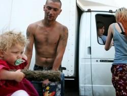 Наркоман и его семья