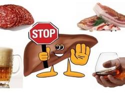 Продукты, позволяющие вывести токсичные вещества из организма