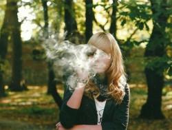 Из чего состоит дым табака?